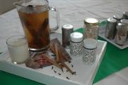 Hausgemachter Ayurveda-Tee
