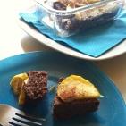 Gesund und gut! Muffins in der Früh mag ich richtig gern!